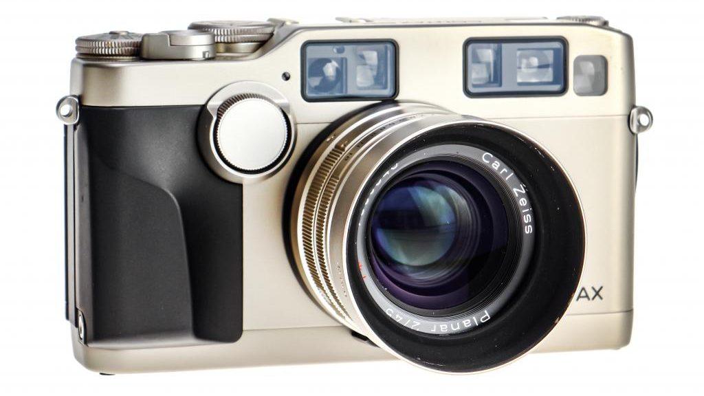 Contax G2 35mm Film Camera